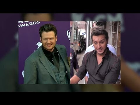 Blake Shelton and Luke Bryan to Host ACM Awards Again