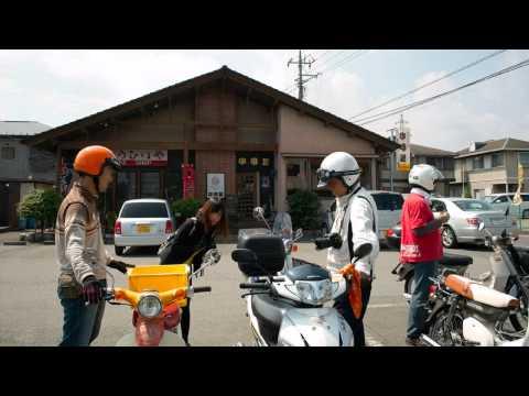 カブで甲州裏街道ツーリング Music Videos