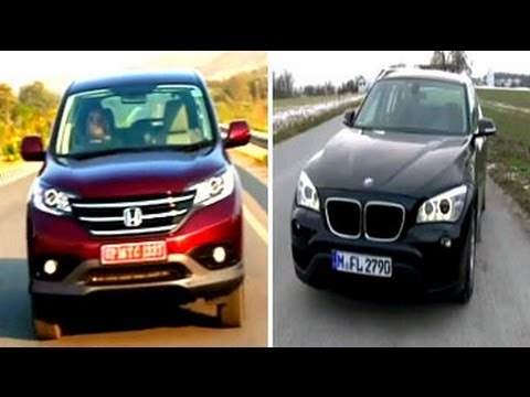 Car And Bike Show - Honda CR-V, BMW X1 and Cartier Concours D'Elegance