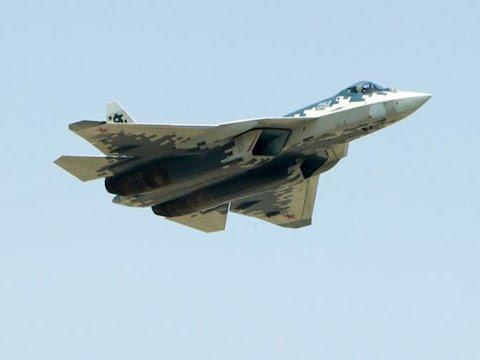 Су-57 оказался России не нужен