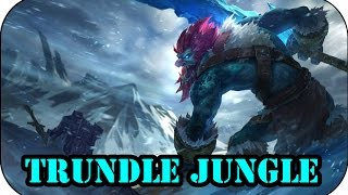 Gut drauf! Trundle Jungle | League of Legends Gameplay