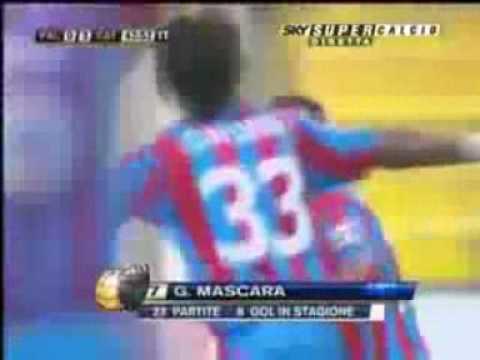 Mascara euro gol!!!!! il gol piu bello della stagione