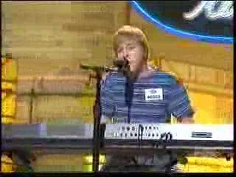Josiah  Leming Audition Mika s Grace Kelley on American Idol