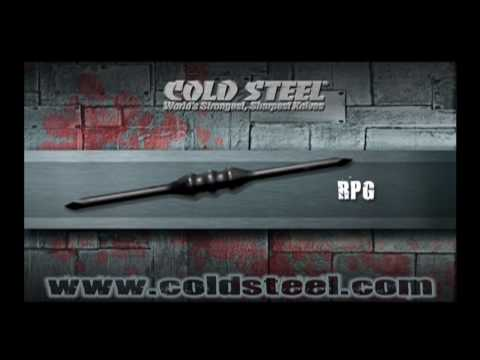 RPG & Torpedo : Cold Steel Knives