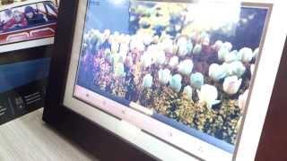 Hitech USA: HP digital frame - Khung ảnh kỹ thuật số HP độ phân giải cao (04 3938 6261)