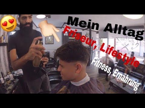 MEIN ALLTAG - Friseur, Lifestyle, Fitness und Ernährung (300€ Jacke) | Ali Hakim