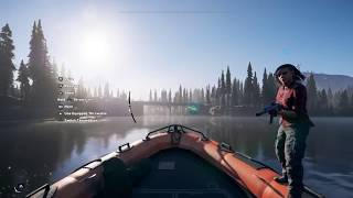 Far Cry 5 - Where to collect all the whiskey barrels in the lake (all locations) - Whiskey Fluss