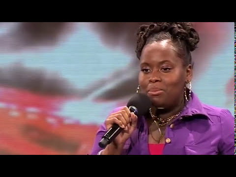 The X Factor 2009 - Rozelle Phillip - Auditions 2 (itv.com/xfactor)