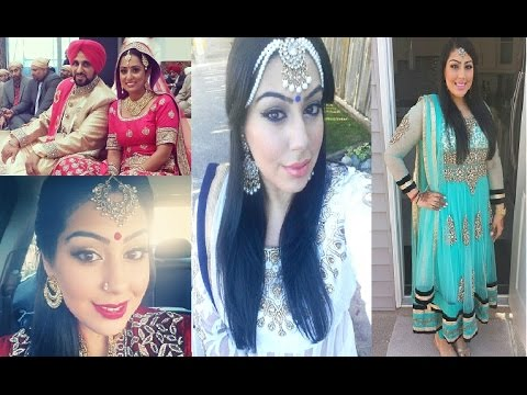 My Cousins Indian Punjabi Sikh Wedding Vlog - keepingupwithmona