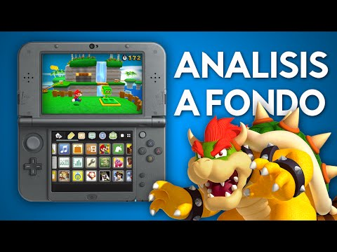 Analisis Nintendo 3DS XL