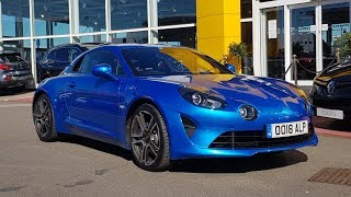 2018 Alpine A110 Premiere: First Drive and Impressions!