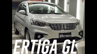 ALL NEW 2019 Suzuki Ertiga GL | Bisaya Overview