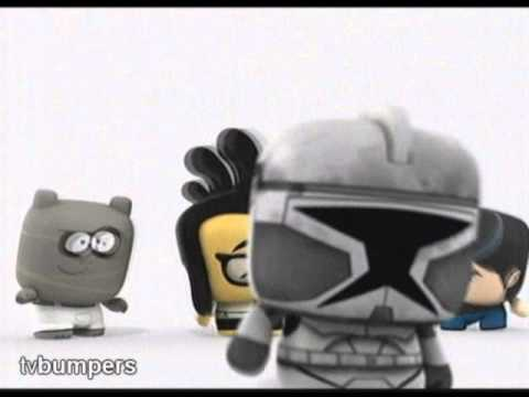 Compilado Toonix - Cartoon Network