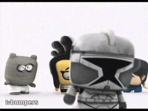 Compilado Toonix - Cartoon Network