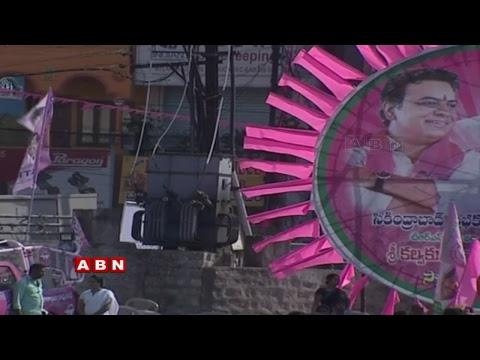 KTR LIVE | Vijayotsava Sabha in Secunderabad | TRS Public Meeting LIVE | ABN LIVE