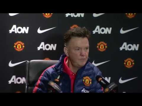 "Louis van Gaal: ""Aus Old Trafford Festung machen"" 