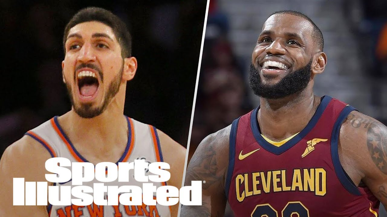 LeBron James' MVP Choice, Knicks' Enes Kanter On Turkish Government | SI NOW | Sports Illustrated