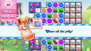 Candy Crush Saga Level 3415 NO BOOSTERS