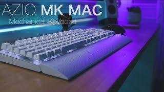 Possibly The Best Keyboard for Mac Users - Azio MK Mac Mechanical Keyboard