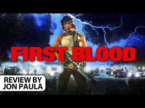 First Blood (Rambo) -- Movie Review #JPMN
