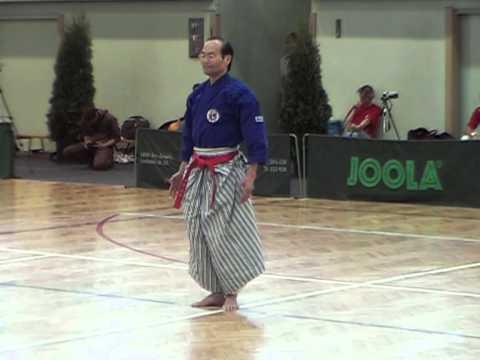 Doshu Soké Yoshinao Nanbu