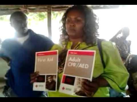 TINA THOMPSON TOUR TO JUFUREH THE GAMBIA VIDEO SET 5