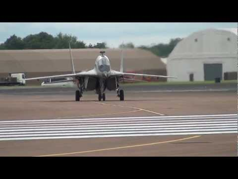 RIAT Monday Departures (East Park & View) 09-07-2012 Part 4/8