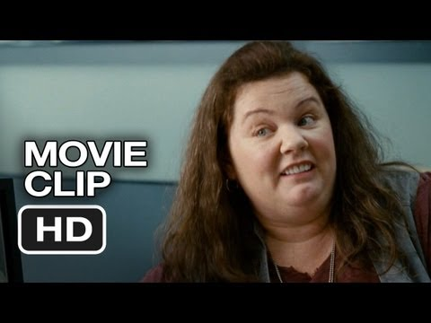 The Heat Movie CLIP - This Is Awkward (2013) - Melissa McCarthy, Sandra Bullock Movie HD
