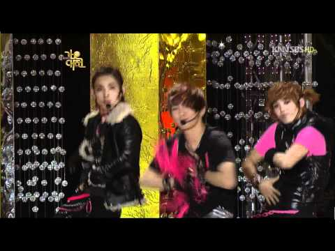 Gayo Daejeon 2009 - Muzik (Key) Music Videos