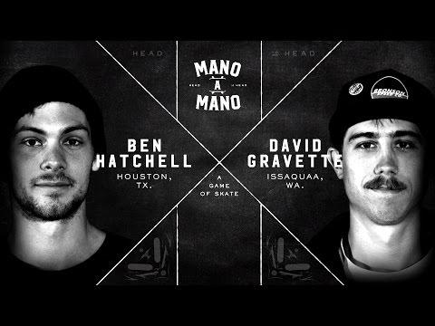 Mano A Mano Round 1: Ben Hatchell vs. David Gravette