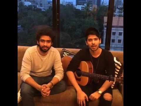 SauAasmaan Unplugged | Amaal Malik | Armaan Malik