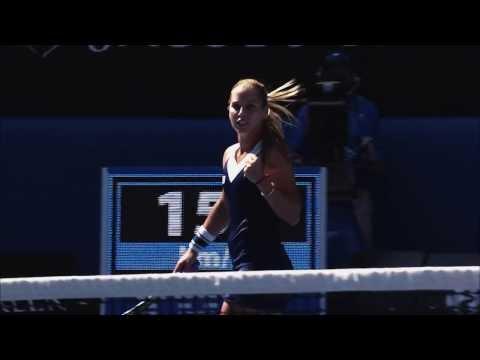AO Expert: Martina Hingis on Li Na v Dominika Cibulkova - 2014 Australian Open