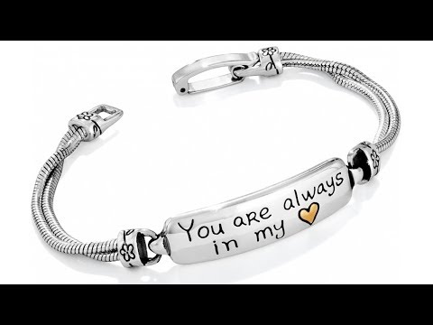 Top Trendy Platinum Antic Bracelets Pieces Designs for Lovers / Collage Girls / Office Women 2018
