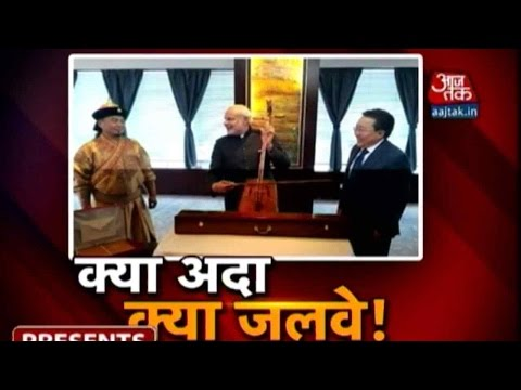 Vishesh: Prime Minister Narendra Modi 'Strikes New Chord'