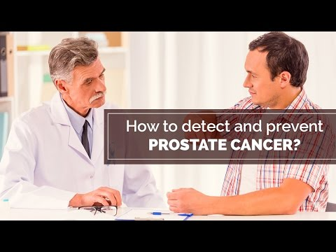 How to detect and prevent prostate cancer | symptoms | Tests
