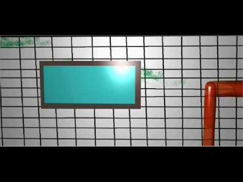 Bob esponja en el juego macabro (saw) nueva version