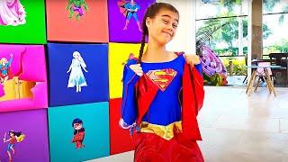 Настя новые серии для детей от Настя Артем Мия про активные игры