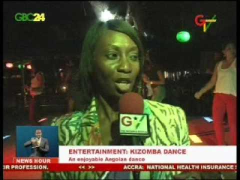 The Kizomba dance in Ghana