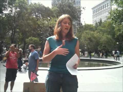 Ann Larson - Strike Debt - On Municipal Debt