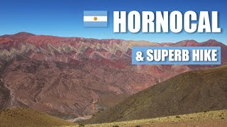 HUMAHUACA: Trip to HORNOCAL and superb hike [Argentina] | Travel Series [S1-E7] - South America 2017