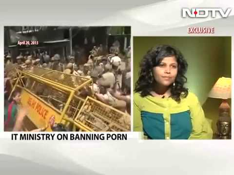 Should India ban porn Minister Milind Deora on the debate