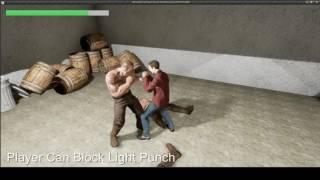 Unreal Engine 4 - Fight Club Demo
