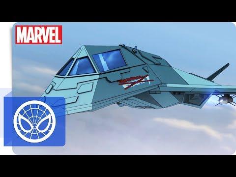Der ultimative Spider-Man - Clip: Taskmaster   Marvel HQ Deutschland