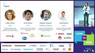 Startup Spotlight pitches - Round 1