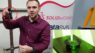 3D Scanning Damaged 3D Printed Parts IN SECONDS Instead of Hours