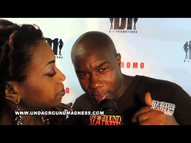 UNDAGROUND MADNESS ATL TV BLACK BOI INTERVIEW