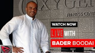 Camel Crew Invades New York! LIVE with Bader Boodai of Oxygen Gym (Kuwait)