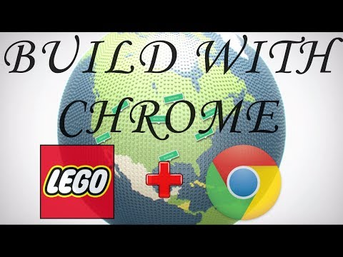Build With Chrome | LEGO