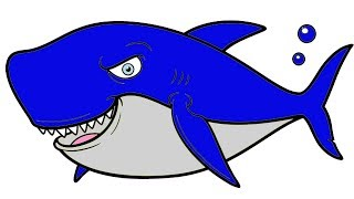 Baby Shark Coloring Page For Kids Baby Shark Song for baby
