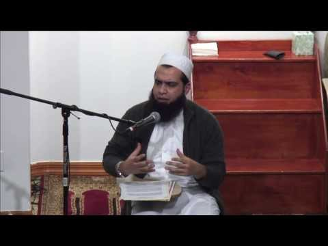 Mufti Farhan- Qasas ul-Quran Series: The Story of Barsisa